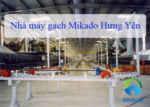 Nhà máy gạch Mikado Hưng Yên đặt mục tiêu xuất khẩu lên hàng đầu