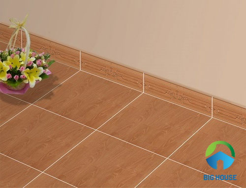mẫu gạch ốp chân tường phòng khách 4