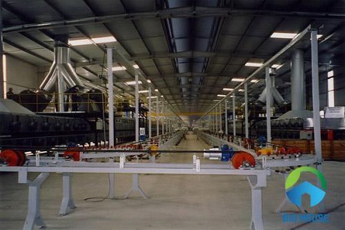 nhà máy gạch mikado bắc giang 2
