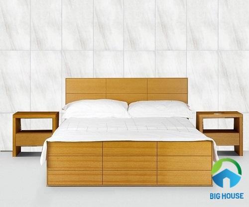 gạch ốp tường phòng ngủ mikado 11