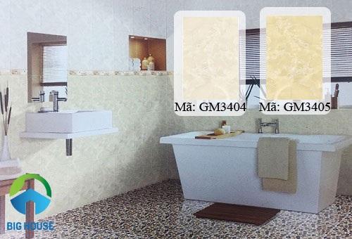 gạch ốp tường nhà vệ sinh mikado 2