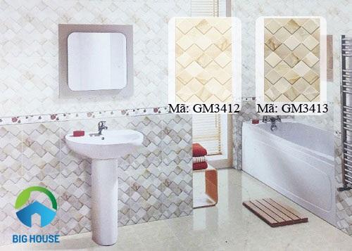 gạch ốp tường nhà vệ sinh mikado 4