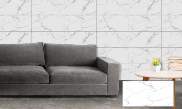 gạch ốp tường phòng khách mikado 12