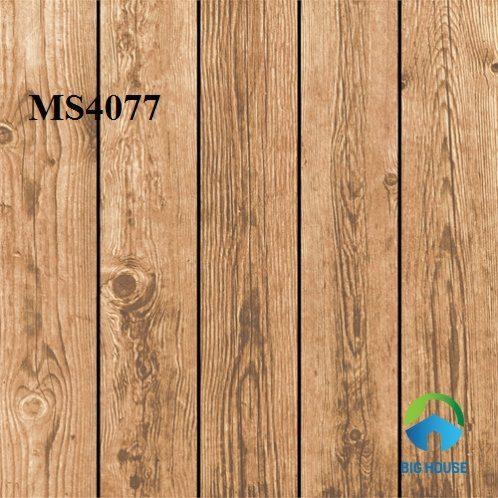 Mẫu gạch giả gỗ lát nền phòng khách đẹp 3