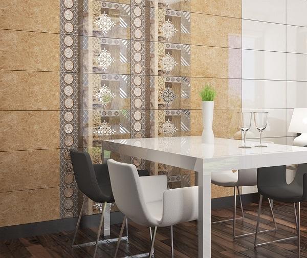 Tổng hợp các mẫu gạch ốp tường phòng ăn đẹp nhất 2020