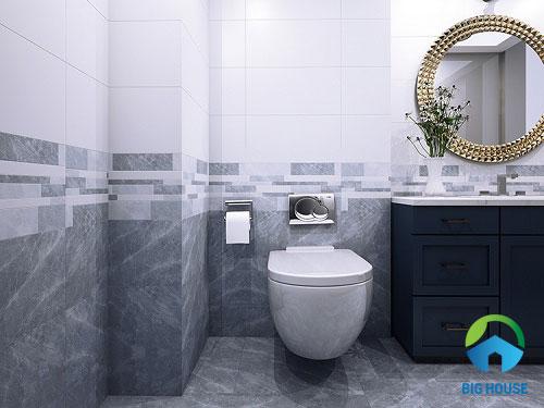 cách phối màu gạch nhà tắm 3