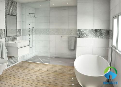 cách phối màu gạch nhà tắm 7