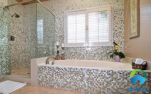 cách phối màu gạch nhà tắm 6