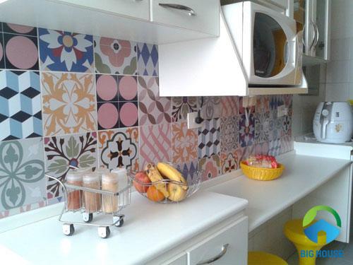 gạch bông ốp bếp 2