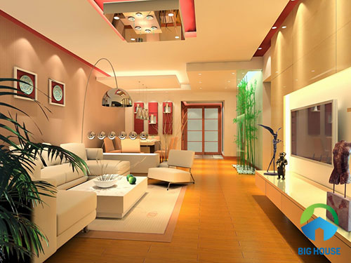 phòng khách hiện đại 2