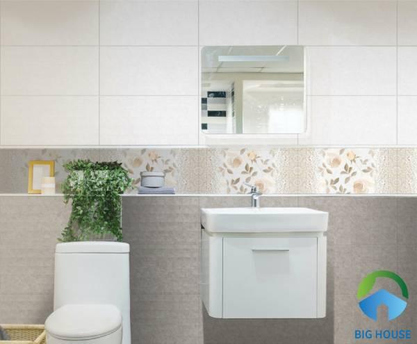 Gạch điểm Prime 08634 cho không gian phòng tắm