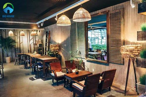gạch lát nền quán cà phê 4