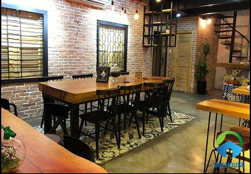 gạch lát nền quán cà phê 1