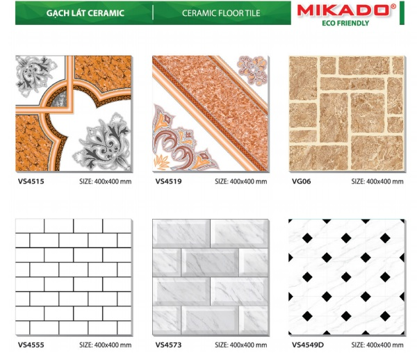 catalogue gạch mikado 12