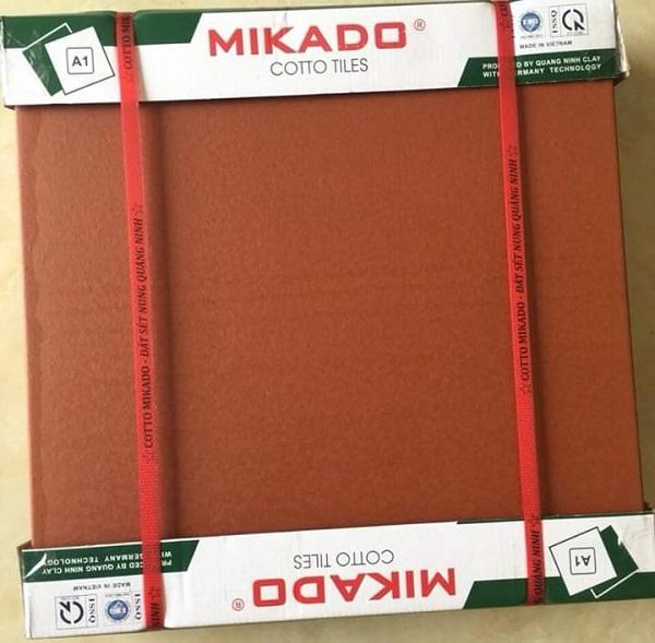 Gạch Mikado loại 1 ký hiệu là gì? Cách phân biệt gạch CHÍNH HÃNG