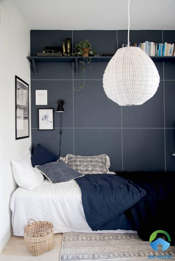 Chọn gạch ốp tường phòng ngủ cho bé đảm bảo hài hòa về màu sắc