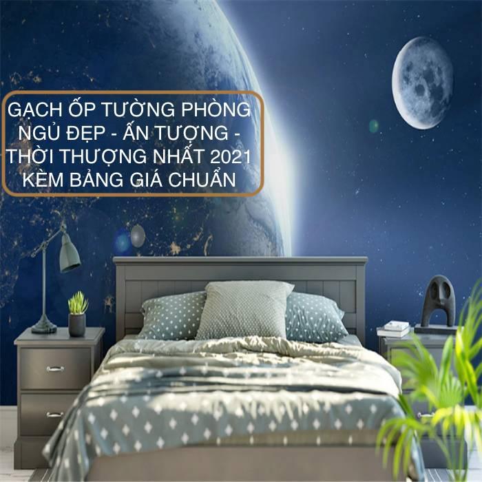 35+ Mẫu gạch ốp tường phòng ngủ thời thượng – giá rẻ 2021