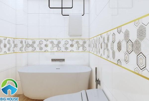 Gạch ốp nhà vệ sinh 30x60